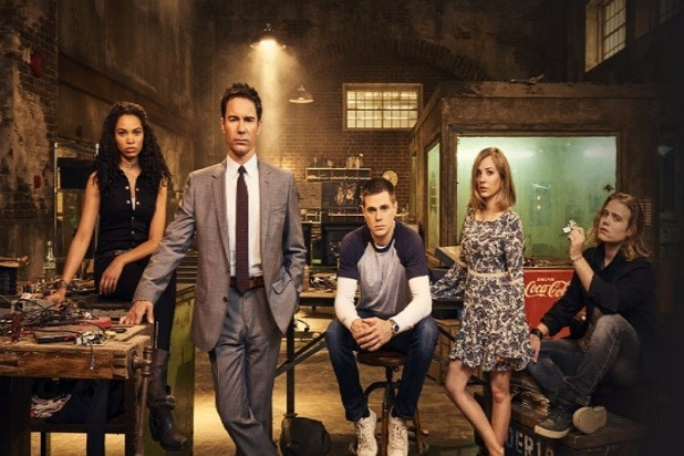travelers time travel tv show