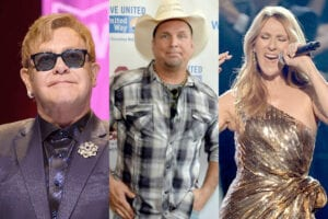 trump inauguration elton john garth brooks celine dion
