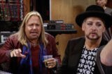 vince neil boy george celebrity apprentice