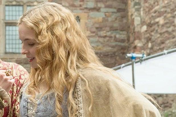 White Princess Jodie Comer