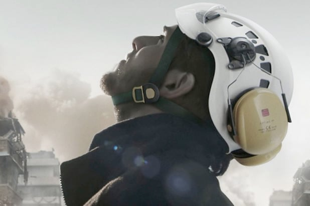 white helmets oscar nominations