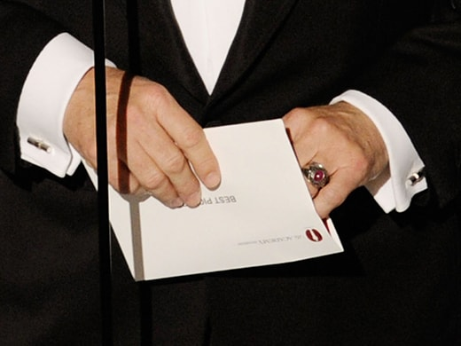 2010 Best Picture Envelope