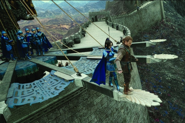 the great wall eng sub free download