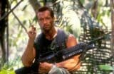 Arnold Schwarzenegger Dutch Schaefer The Predator Shane Black