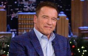 Arnold Schwarzenegger gerrymandering