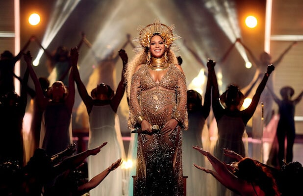 Beyonce 59th GRAMMY Awards