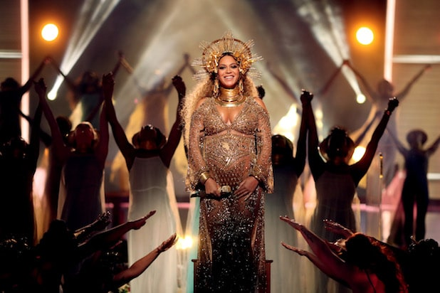 Beyonce 59th GRAMMY Awards