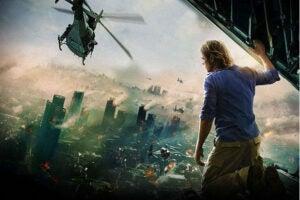 Brad Pitt World War Z 2