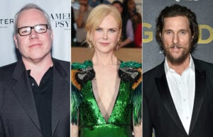 Bret Easton Ellis Nicole Kidman Matthew McConaughey Donald Trump