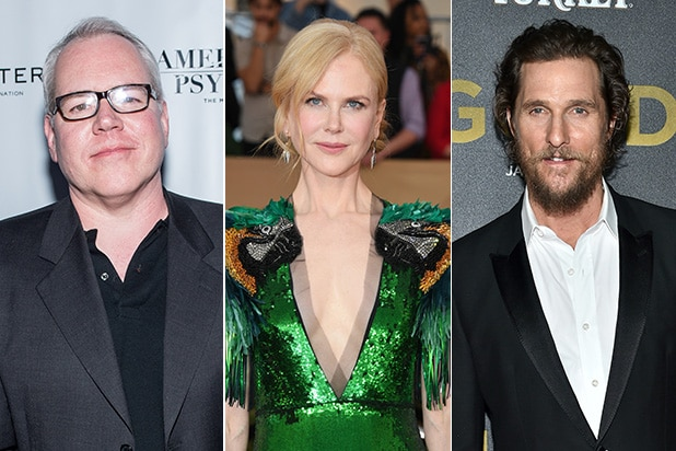 Bret Easton Ellis Nicole Kidman Matthew McConaughey Donald Trump