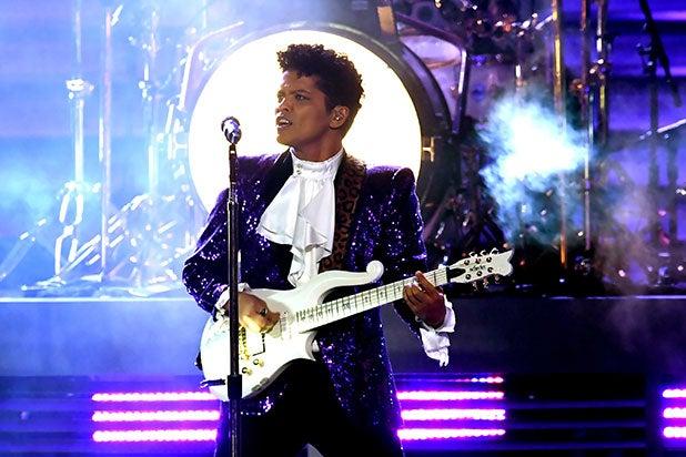 Bruno Mars Prince