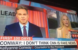 CNN not Fake News