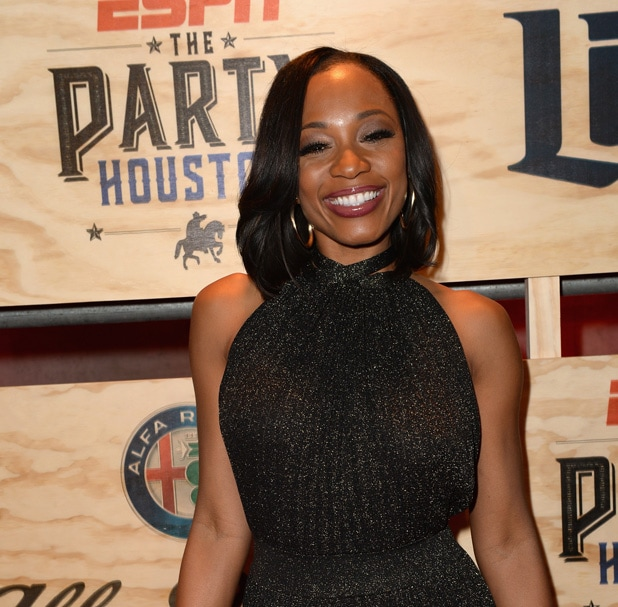 HOUSTON, TX - FEBRUARY 03: TV personality Cari Champion attends the 13th Annual ESPN The Party on February 3, 2017 in Houston, Texas. (Photo by Gustavo Caballero/Getty Images for ESPN)