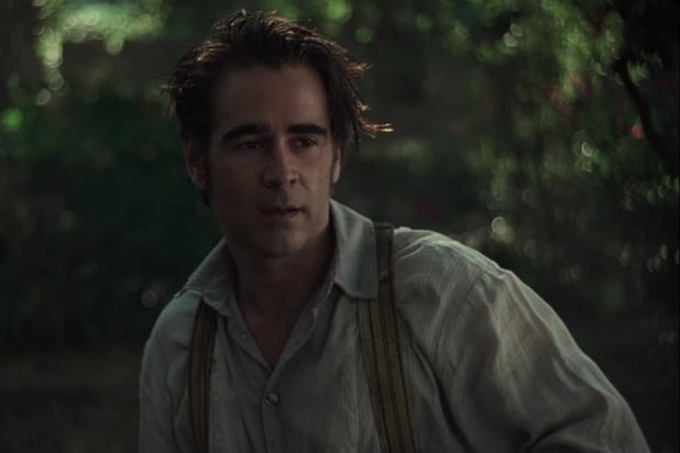 Colin Farrell Beguiled