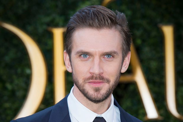Dan Stevens Beauty and the Beast