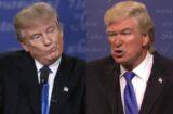 Donald Trump Alec Baldwin