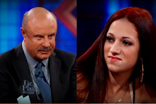 Cash Me Outside' Girl Returns to Dr  Phil After Treatment
