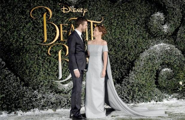 Emma Watson Dan Stevens Beauty and the Beast copy