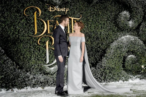 Emma Watson Dan Stevens Beauty and the Beast copy