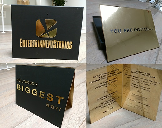 Entertainment Studios Invite