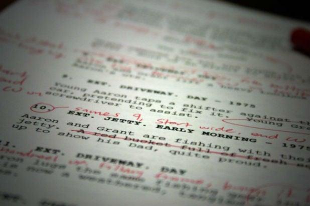 Executive Notes on Oscar Screenplays