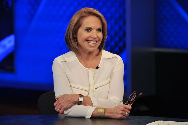 Katie Couric quits Yahoo after renewing deal for $10M in 2015