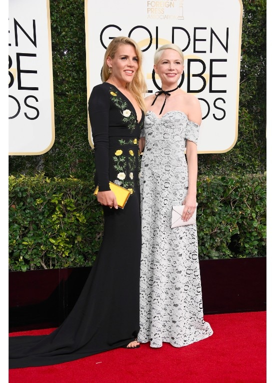Michelle Williams Busy Philipps