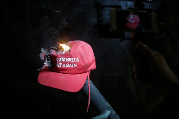 Violent Protests Erupt At UC Berkeley Against Speech By Breitbart Writer