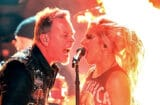 59th GRAMMY Awards Show Metallica Lady Gaga