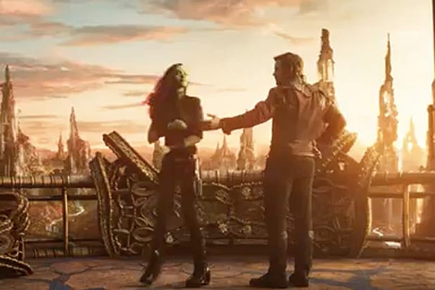 Guardians of the Galaxy 2 - Starlord
