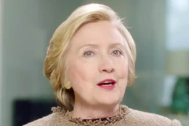 Hillary Clinton blames herself for election loss, and also misogyny, FBI, Russia