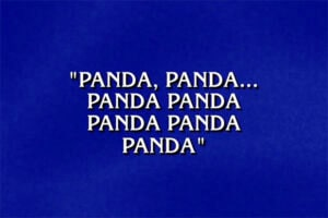 Jeopardy Alex Trebek raps