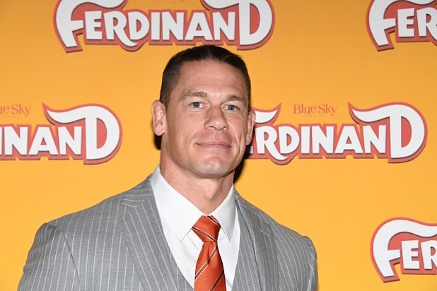 'Ferdinand' Special Screening - Red Carpet Arrivals - John Cena