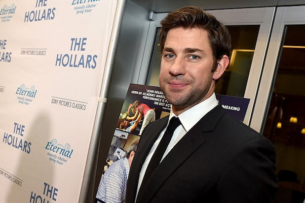 "Premiere Of Sony Pictures Classics' ""The Hollars"" - Red Carpet - John Krasinski"