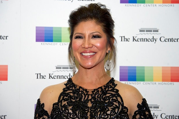 2017 Kennedy Center Honors Formal Artist's Dinner Arrivals - Julie Chen