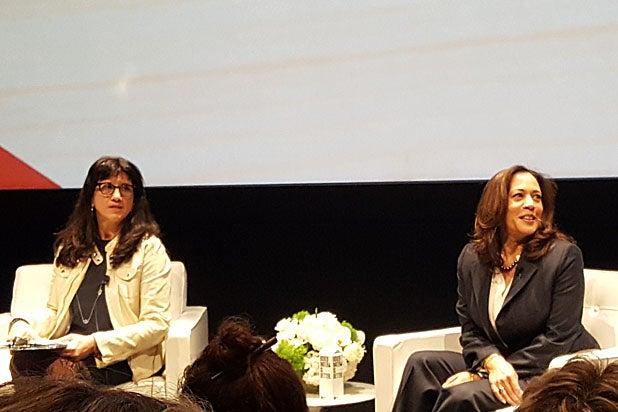 Kamala Harris CAA Summit
