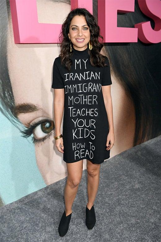 Kathreen Khavari Iranian Immigrant Mother