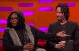 Keanu Reeves Whoopi Goldberg