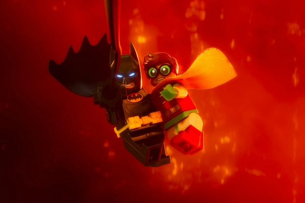 Lego Batman Movie will arnett michael cera arrested development