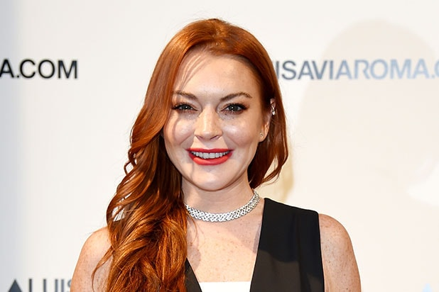 Lindsay Lohan calls on people to 'stop bullying' Donald Trump