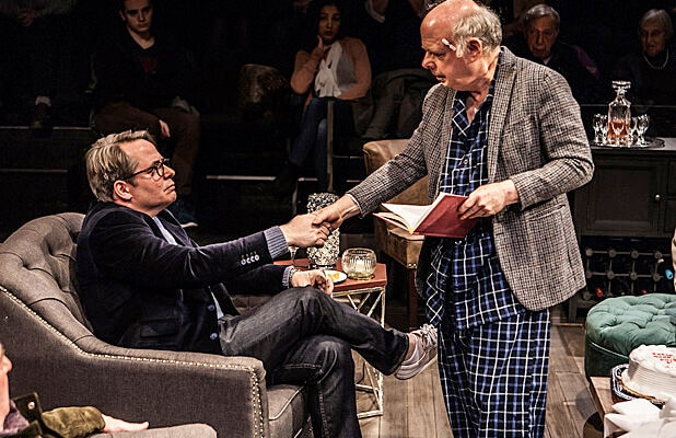 Matthew Broderick Wallace Shawn Evening at the Talk House