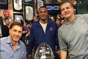 Mike and Mike and Dak Prescott