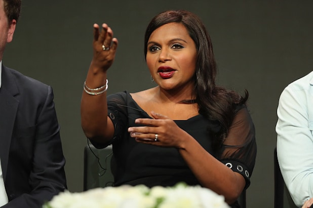 Summer TCA - Mindy Kaling
