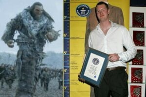 Neil Fingleton Game of Thrones