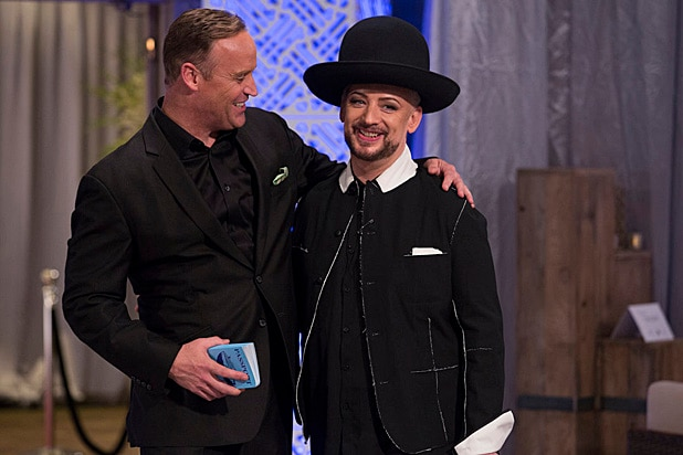 Boy George comes second in The New Celebrity Apprentice final