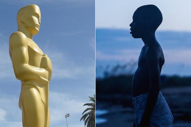 Oscars Moonlight