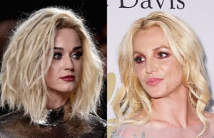 Katy Perry Britney Spears Grammys