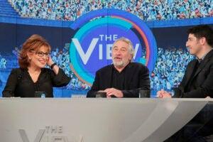 The View Robert De Niro