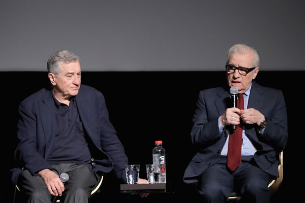 Martin Scorsese and Robert De Niro to Reunite for Career