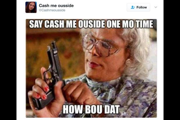 madea cash me ousside